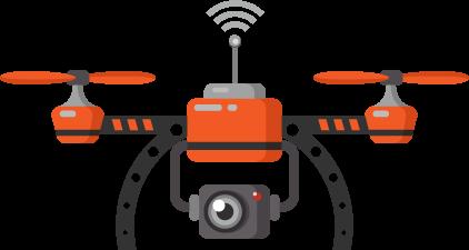 ecoespacio drones vigilancia
